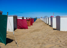 Vacations North-sea Royalty Free Stock Images