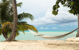 Vacations in paradise Royalty Free Stock Photography