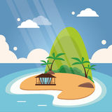 Vacations and summer design Stock Photography