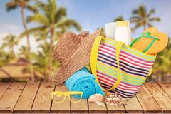 Vacations Royalty Free Stock Images