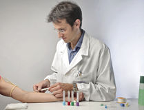 Vaccin Stock Afbeelding