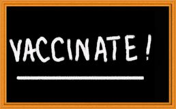 Vaccinate Royalty Free Stock Photography