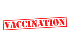 VACCINATION Royalty Free Stock Photography