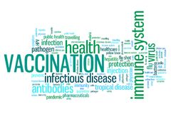 Vaccinations Royalty Free Stock Photos