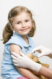 Vaccinazione Fotografie Stock