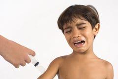 Vaccine Stock Image