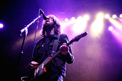 The Vaccines band performs at Sant Jordi Club Stock Images