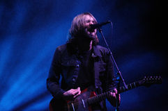 The Vaccines band performs at Sant Jordi Club Stock Image