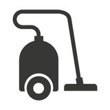Vaccum cleaner isolated icon design Royalty Free Stock Image