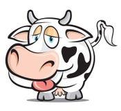 Vache illustration de vecteur
