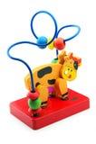 Vache-jouet image stock