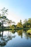Vachirabenjatas Park (Rot Fai Park) in Thailand Stock Photos