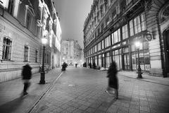 Vaci utca Stock Photos