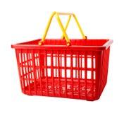 Vacie la cesta de compras fotos de archivo libres de regalías