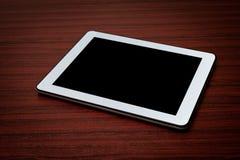 Vacie la tableta Fotos de archivo libres de regalías