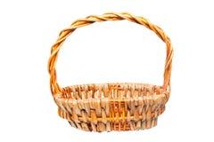 Vacie las cestas del jacinto para que los artículos traigan adelante un regalo o un celebr Fotos de archivo