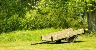 Vacie y el esperar Foto de archivo libre de regalías