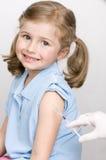 Vacinação fotografia de stock