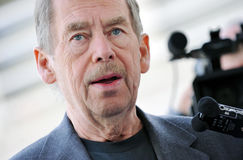 Vaclav Havel Royalty Free Stock Image