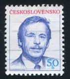 Vaclav Havel arkivbild
