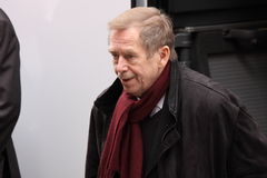 Vaclav Havel Stockbilder
