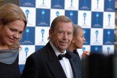 Free Vaclav Havel And Dagmar Havlova Royalty Free Stock Photo - 10475625
