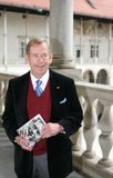 Vaclav Havel przy Krakow Fotografia Stock