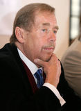 Vaclav Havel przy Krakow Fotografia Royalty Free