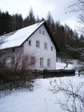 Vaclav Havel´s cottage Hradecek Royalty Free Stock Photos