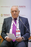 Vaclav Klaus 库存照片
