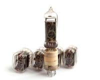Vacuüm lampen Royalty-vrije Stock Afbeeldingen
