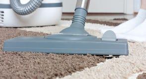 Vacuum cleaner brush Stock Photos