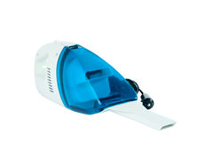Vacuum cleaner for car isolated Royalty Free Stock Images