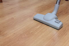 Vacuum cleaner. On carpet or floor Royalty Free Stock Images