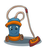 Vacuum Cleaner. royalty free stock photos