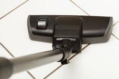 Vacuum cleaner extension tube. Stock Photo