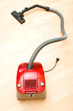 Vacuum cleaner isolated Royalty Free Stock Image