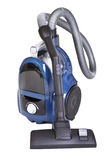 Vacuum cleaner. Isolated on the white Royalty Free Stock Photos