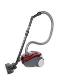 Vacuum cleaner isolated Stock Image
