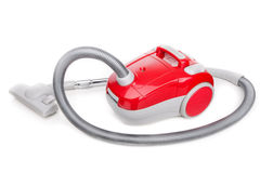 Vacuum cleaner for modern house cleaning. Royalty Free Stock Image