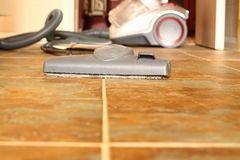 Vacuum cleaner A Royalty Free Stock Image