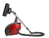 Vacuum cleaner reflection Stock Image