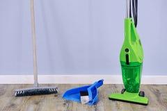 Vacuum Cleaner. A studio photo of a vacuum cleaner stock photos
