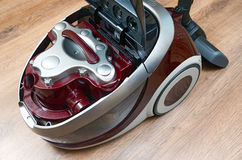 Vacuum cleaner with water filter Royalty Free Stock Photography
