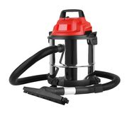 Vacuum cleaner on white Royalty Free Stock Photography