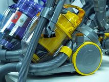 Vacuum cleaners Stock Images