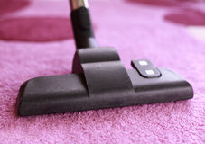 Vacuum cleaning Royalty Free Stock Photo