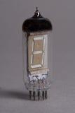 Vacuum electronic radio tubes Royalty Free Stock Images