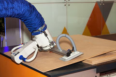 Vacuum lifter system Royalty Free Stock Photo