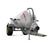Vacuum Manure Spreader Stock Images